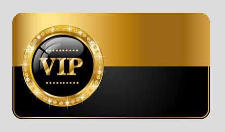 1. VIP Gold Member